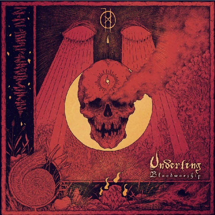Bloodworship cover art