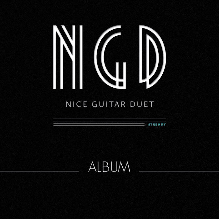 L'album du Nice Guitar Duet cover art