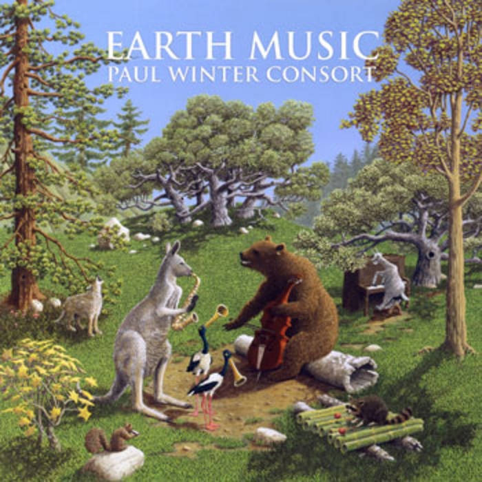 Earth Music cover art