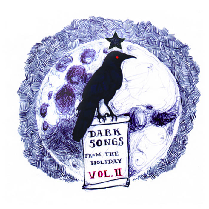 Dark Songs From The Holiday Vol.2 cover art