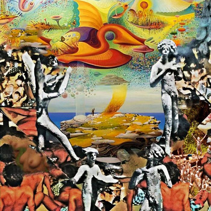 Voodoohop: Entropia Coletiva I cover art