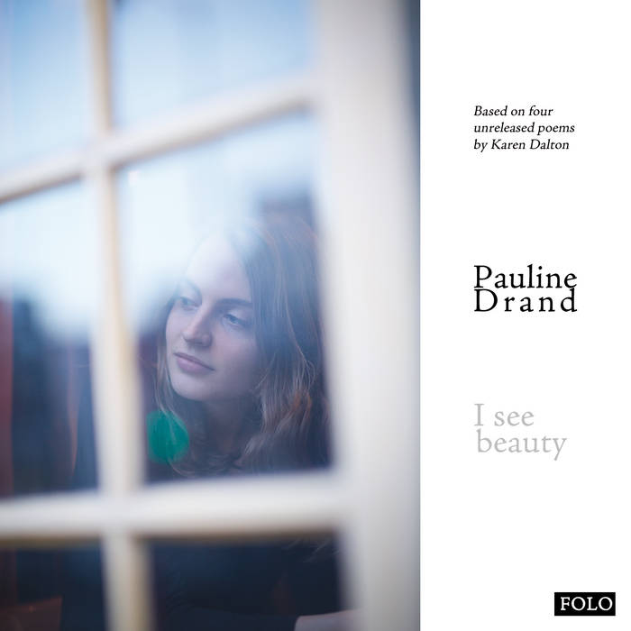 I See Beauty : 4 poems from Karen Dalton cover art