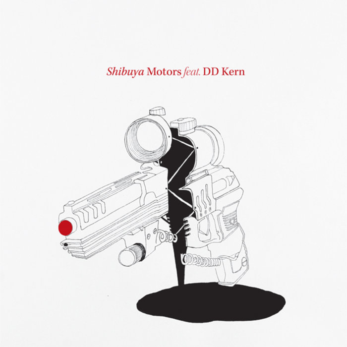 Shibuya Motors feat. ddkern cover art