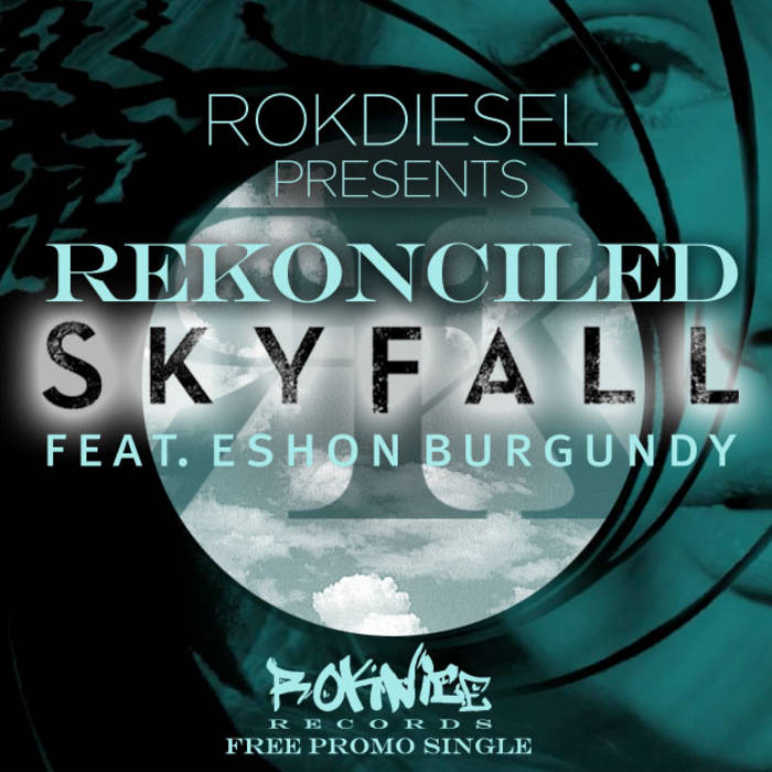 Skyfall feat. Eshon Burgundy cover art