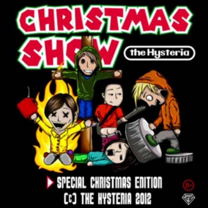 Christmas Show cover art