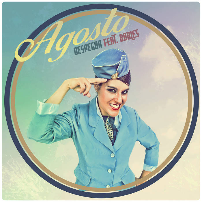 Despegar Feat. Robles cover art