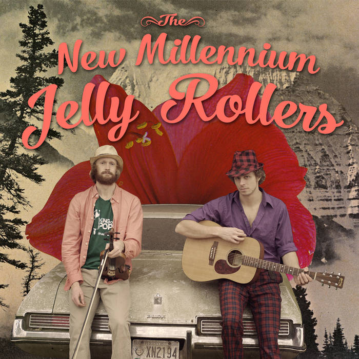The New Millennium Jelly Rollers cover art