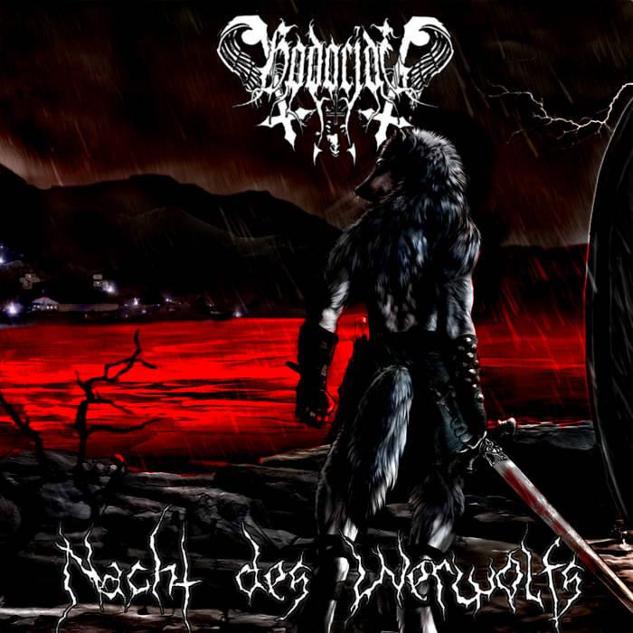 Nacht des Werwolfs cover art