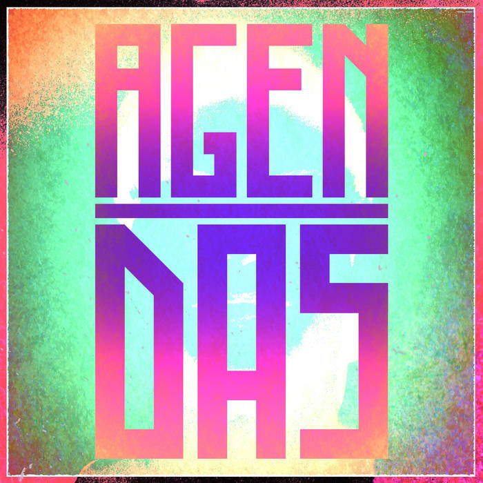 Agendas - EP cover art