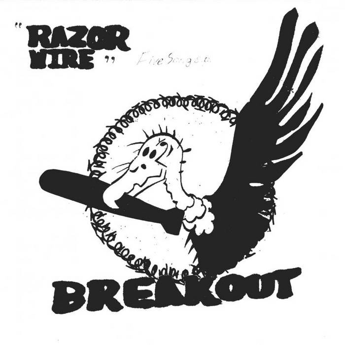 Razor Wire cover art