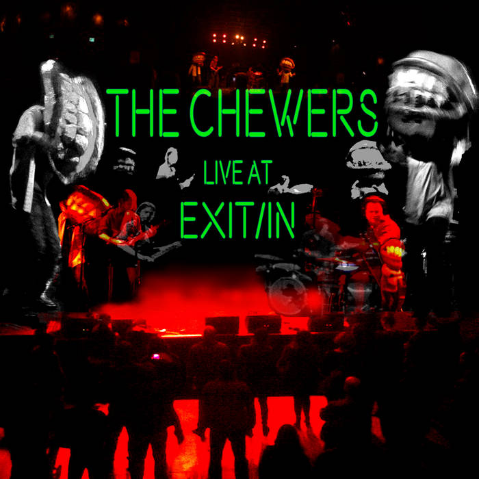 Live at Exit/In cover art