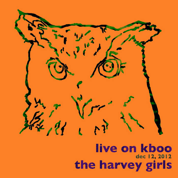 Live on KBOO cover art