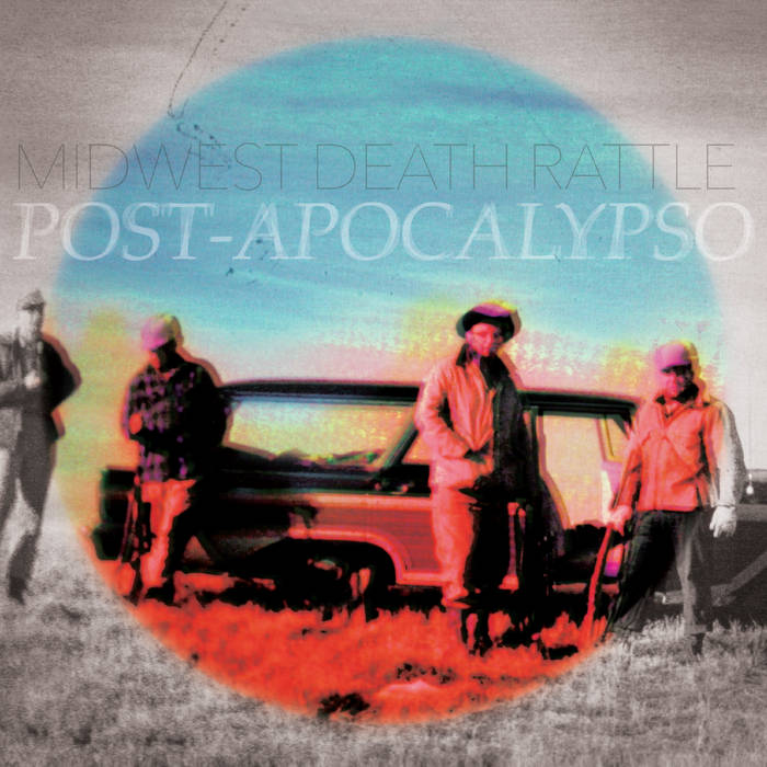 Post-Apocalypso (Album) cover art