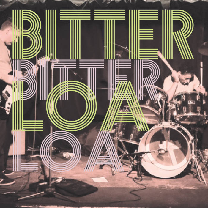 Bitter Loa EP 1 cover art
