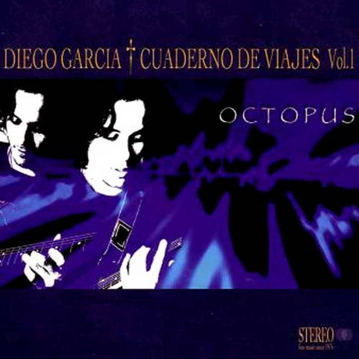 OCTOPUS cover art