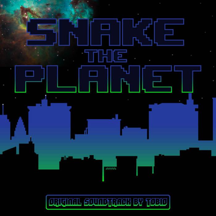 Snake the Planet cover art