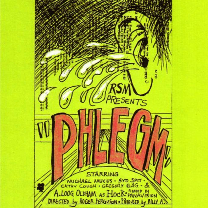 Phlegm Soundtrack cover art
