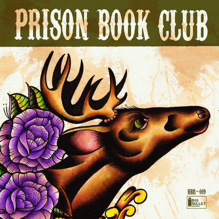 Prison Book Club cover art