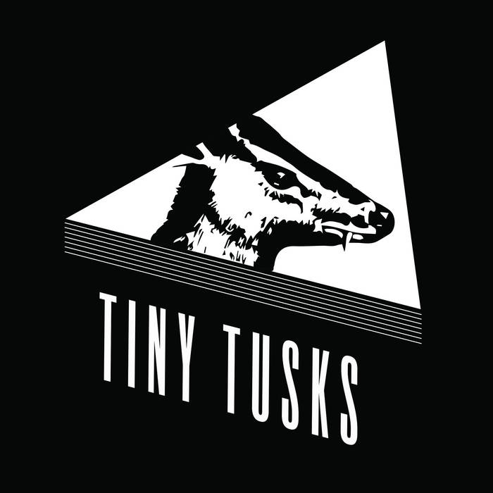 Tiny Tusks S/T cover art