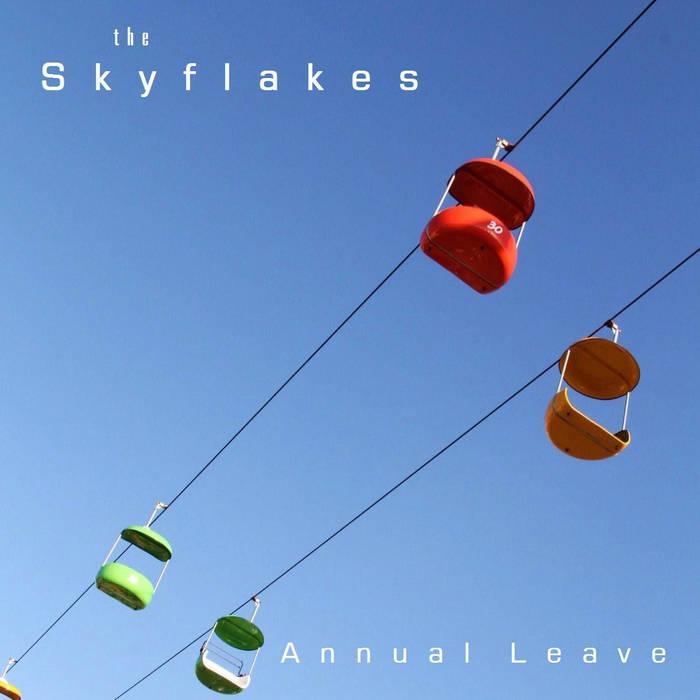 Annual Leave (LP) cover art