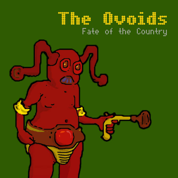 Fate of the Country cover art
