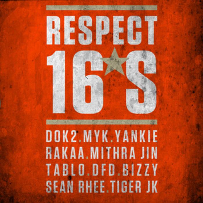 Respect 16s - Singles cover art