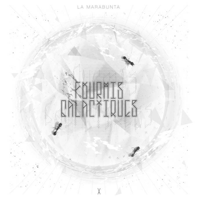 FOURMIS GALACTIQUES cover art