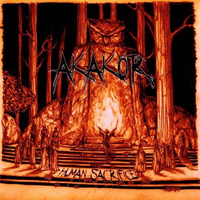 Human Sacrifice EP cover art