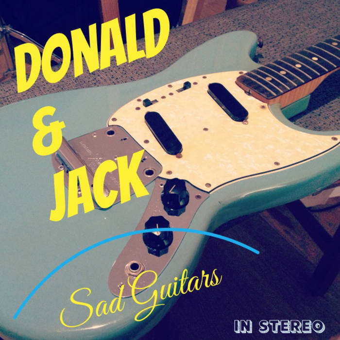 Sad Guitars cover art