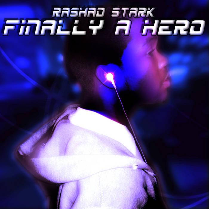 Finally A Hero cover art