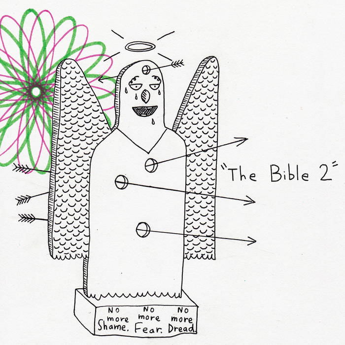The Bible 2 cover art