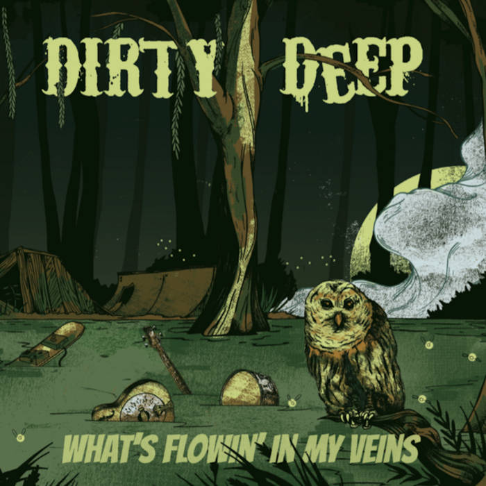What's Flowin' In My Veins cover art