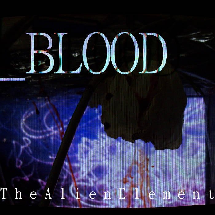 Blood (single) cover art