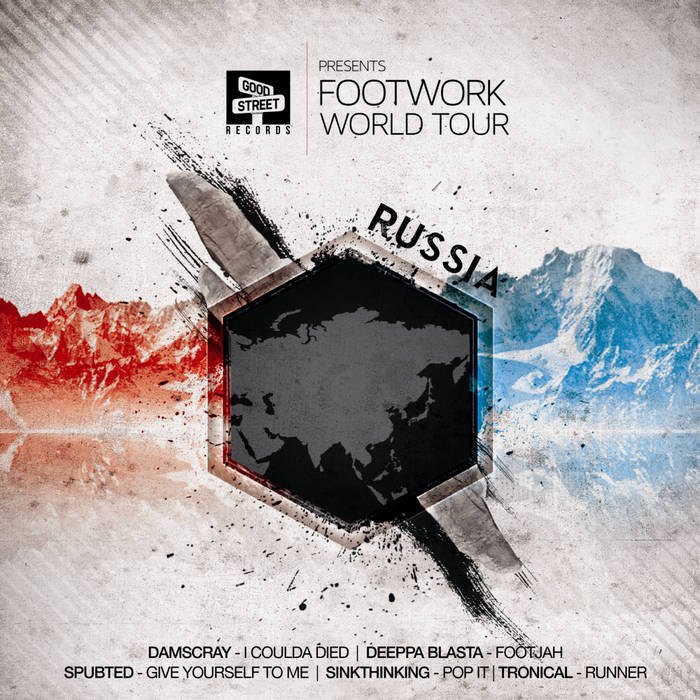 Footwork World Tour: Stop 3 - Russia cover art