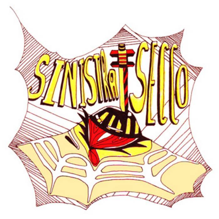 Sinistra Secco cover art