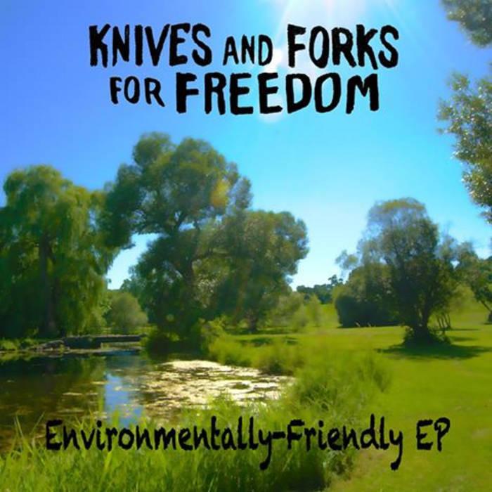 Environmentally-Friendly EP cover art