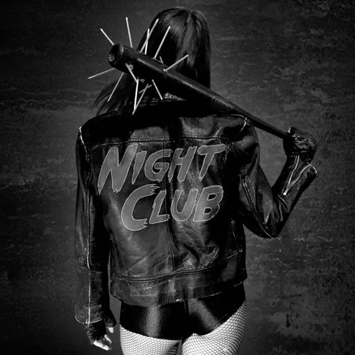 Bad Girl cover art