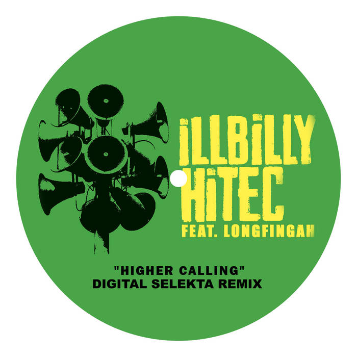 Higher Calling (Digital Selekta Remix) cover art
