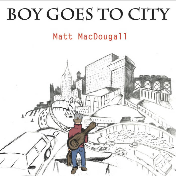 Boy Goes to City cover art