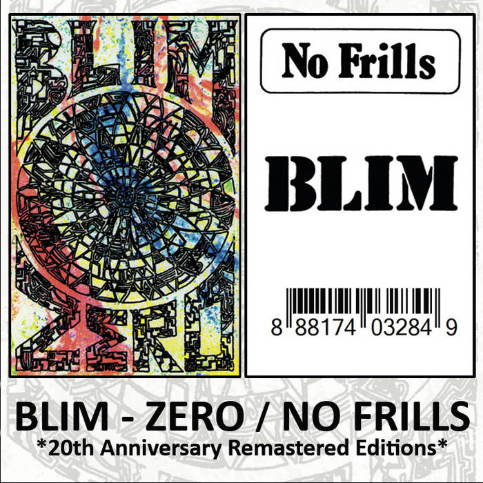 Zero / No Frills cover art