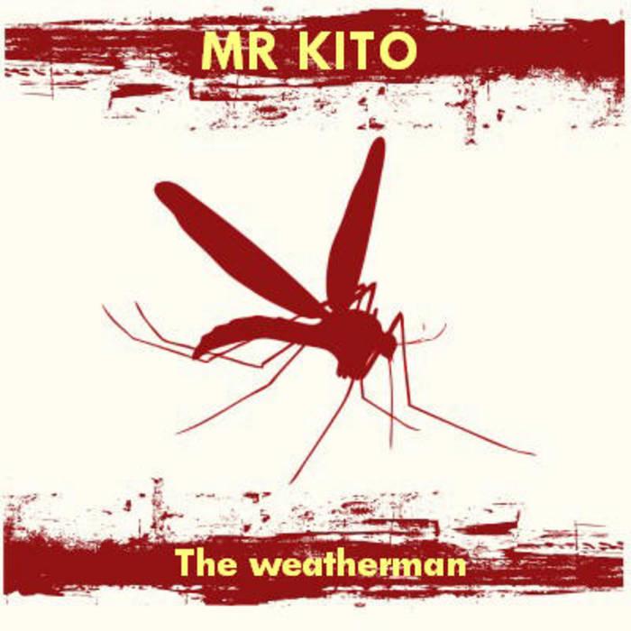 The weatherman-Mini LP cover art