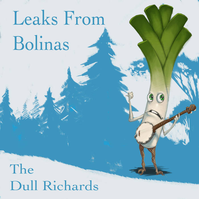 Leaks From Bolinas cover art