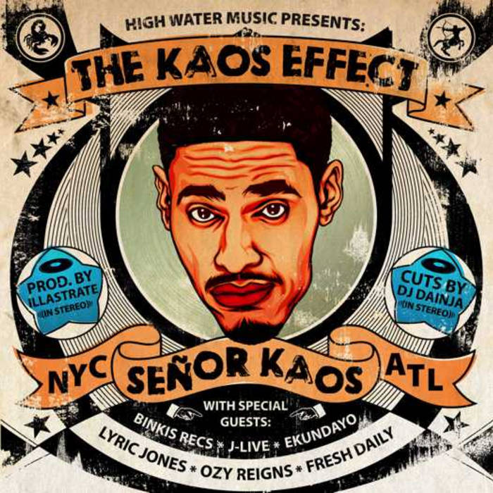 The Kaos Effect cover art
