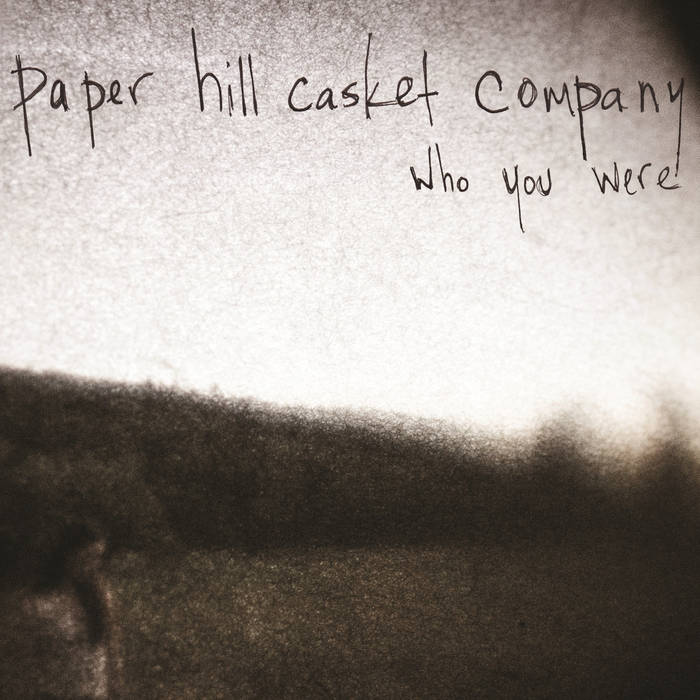 Who You Were cover art