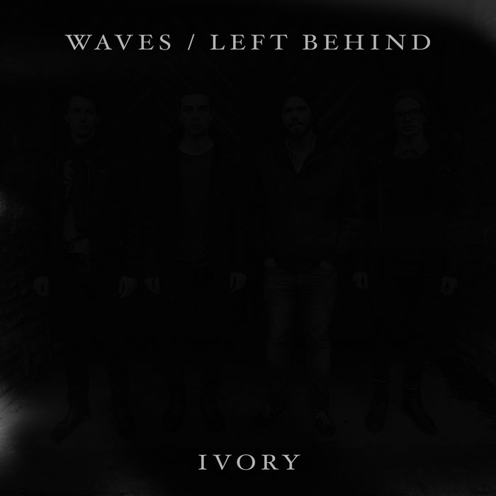 Waves / Left Behind cover art