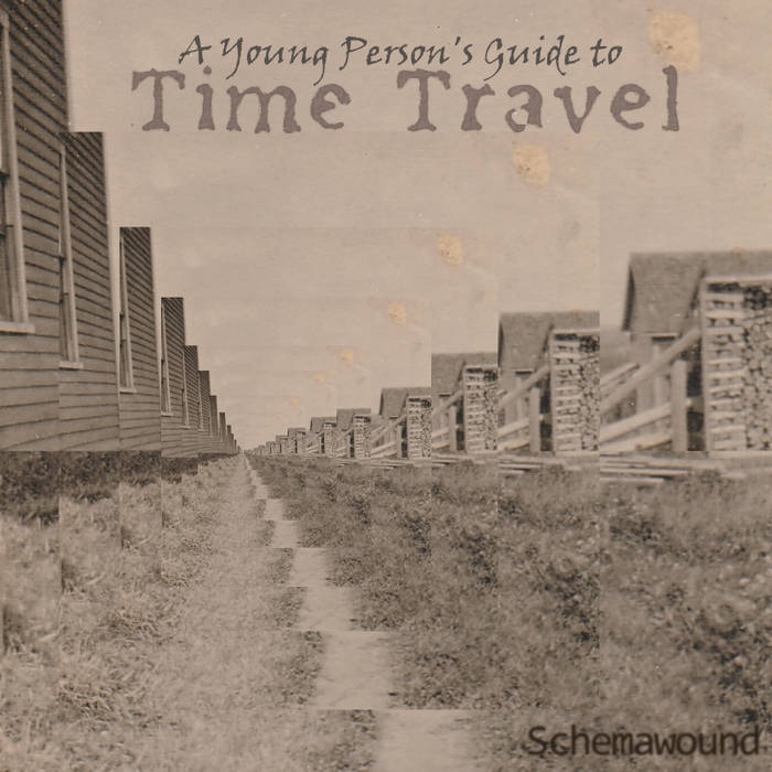 A Young Person's Guide To Time Travel cover art