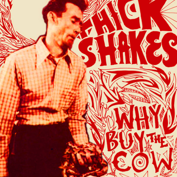 "Why Buy the Cow 7"" cover art"