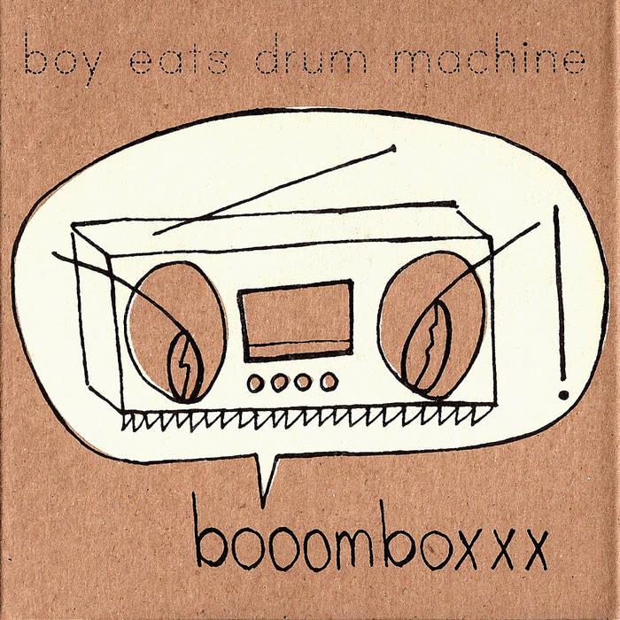 Booomboxxx cover art