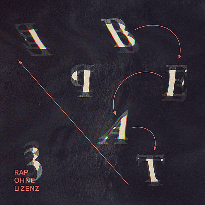 Rapohnelizenz Beat Tape 3 cover art