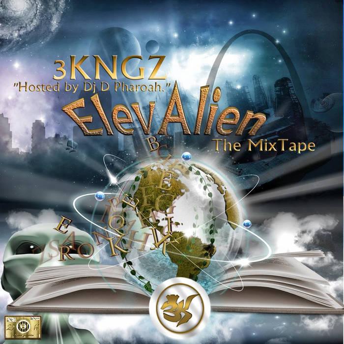 ELevAlien cover art